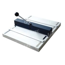 330mm Manual Paper Creasing Machine Perforation Machinery HC460